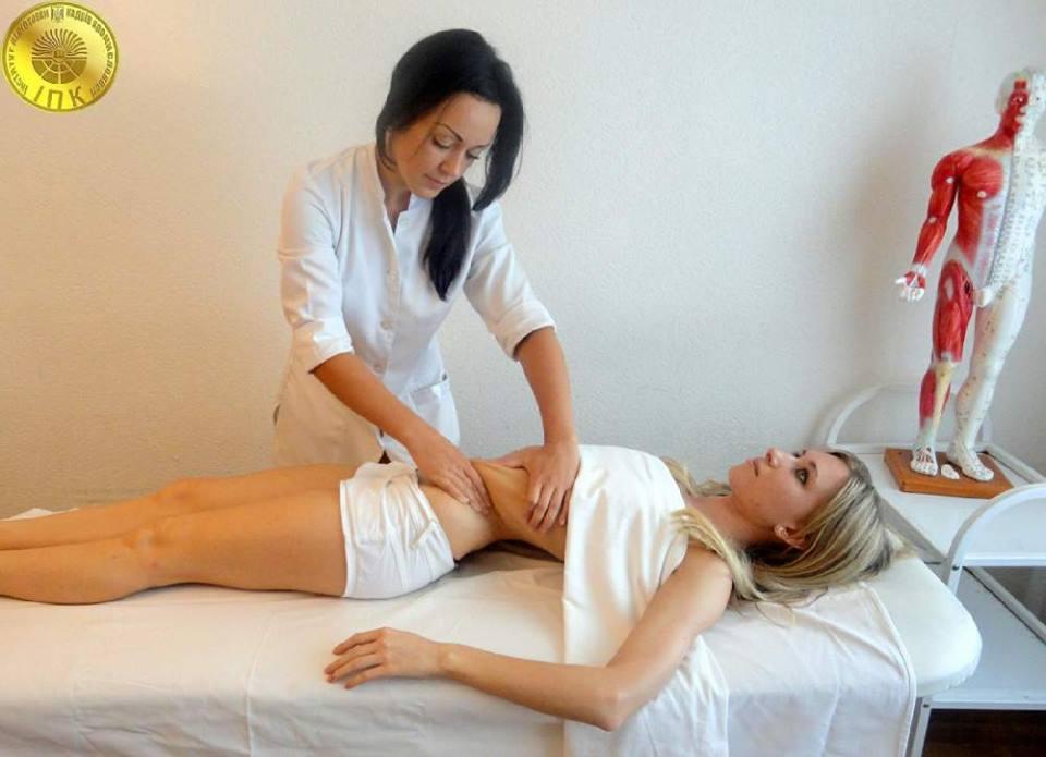 Лимфодренажный антицелюлитный массаж